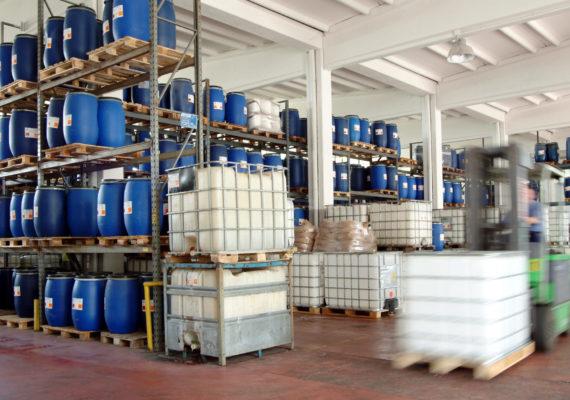 Care confie sa logistique des matières dangereuses au WMS Gildas