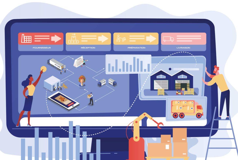 Livre blanc Supply Chain – KLS Logistic décrypte les clés pour modéliser son entrepôt